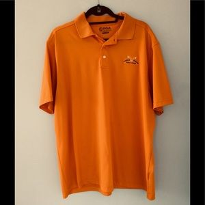 PGA Authentic Performance Polo Eagle Ridge XL